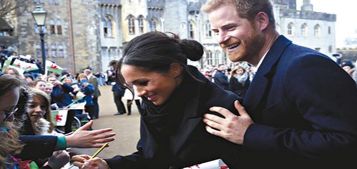 La boda real, un desafío de seguridad
