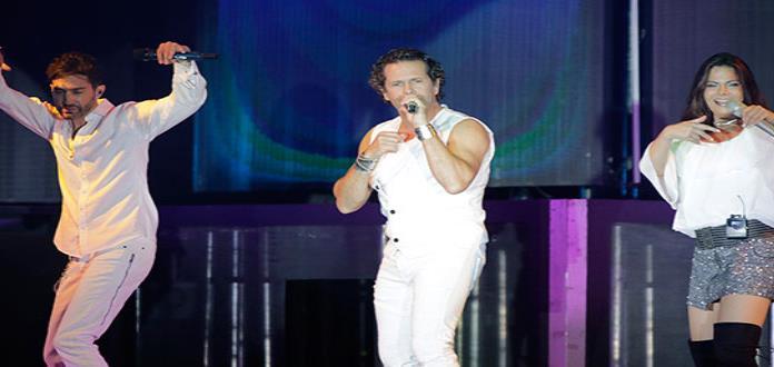 Diego Shoening se presenta en concierto