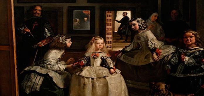 Las meninas de Velázquez salen a calles de Madrid