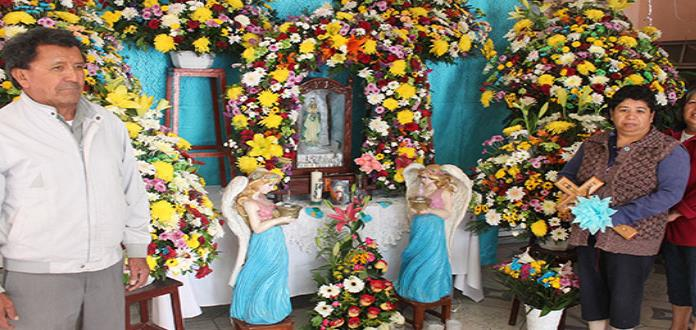 Veneran a la Virgen de la Encarnación en tradición de 40 años