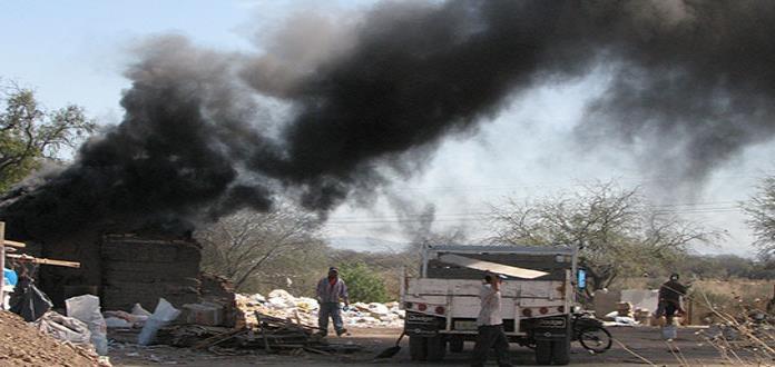 Ladrilleras, causantes de polución en Soledad