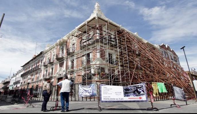 UNESCO lanza licitación para restaurar la Casa del Alfeñique