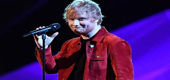 Ed Sheeran negocia su regreso al cine