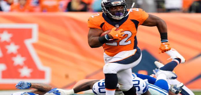 Broncos de Denver cortan al corredor C.J. Anderson