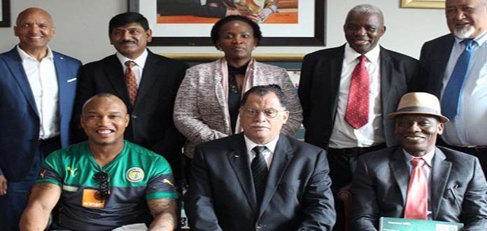 Sudáfrica apoya a Marruecos para la candidatura del Mundial 2026
