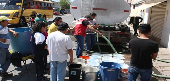 Condenan que agua sea filón electoral