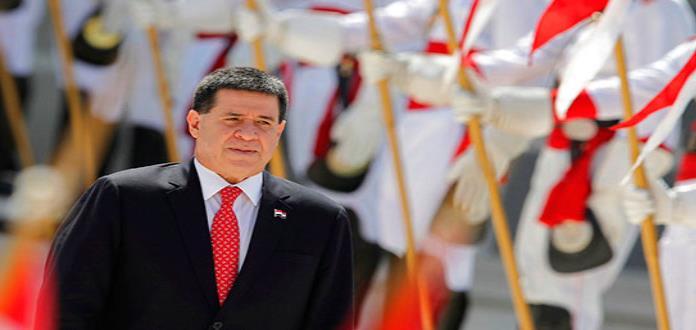 Presidente de Paraguay prepara su renuncia para asumir como senador
