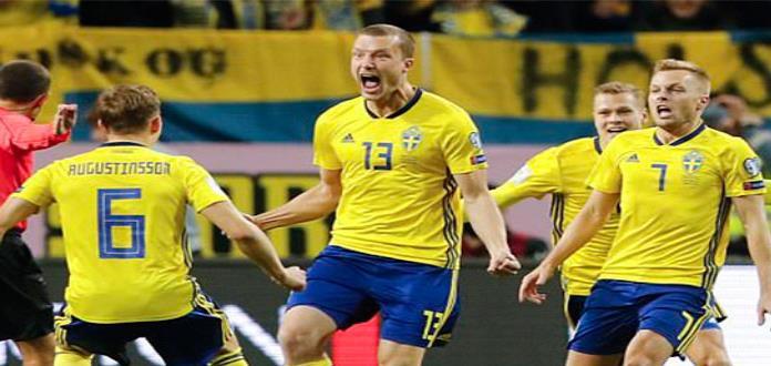 Autor del gol que clasificó a Suecia no irá a Rusia 2018