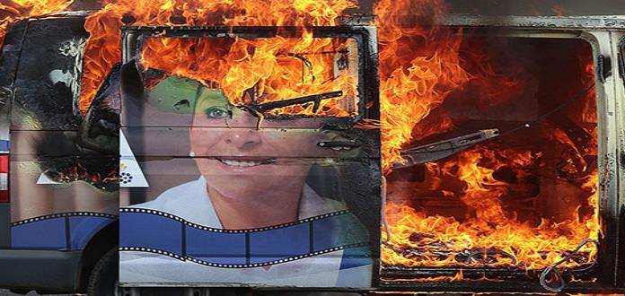 Se desata el caos en Meseta Purépecha