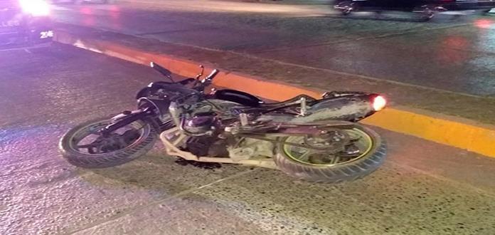 Fallece un peatón atropellado por una motocicleta