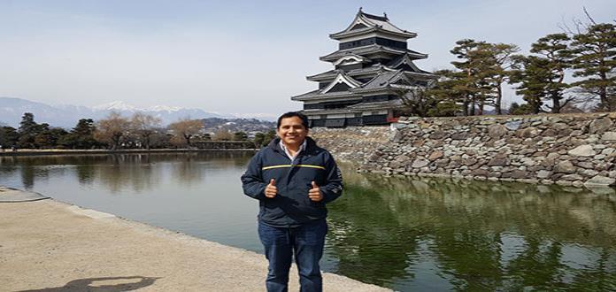 Potosino hará ciencia en Japón y Corea del Sur