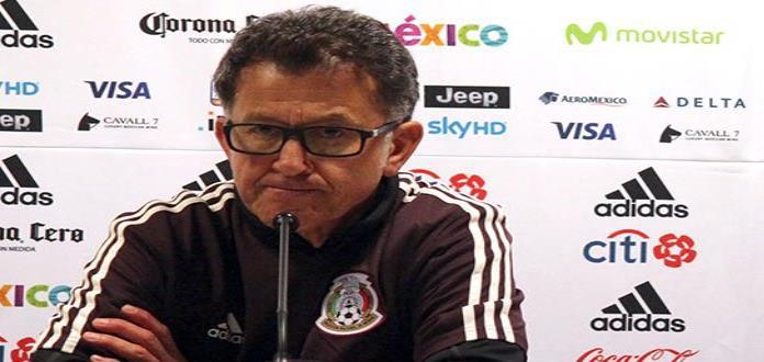 Juan Carlos Osorio se hace presente en final de la Liga MX