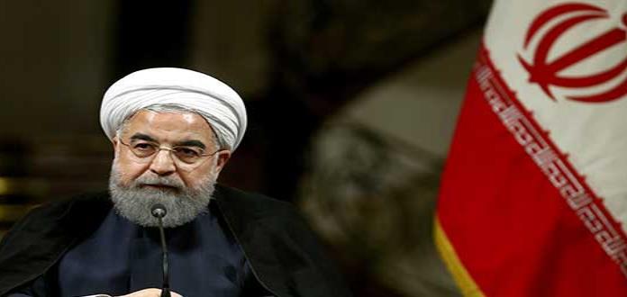 Rohaní dice que EEUU no puede decidir por Irán ni por el resto del mundo