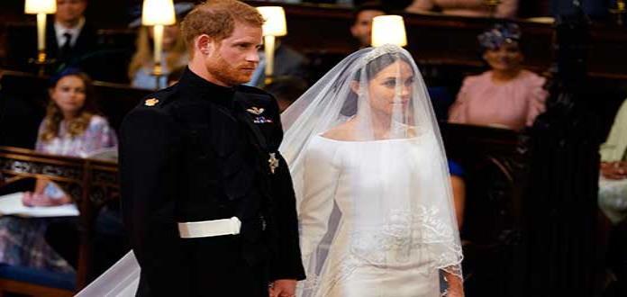 Más de 29 millones de personas vieron la boda real en EEUU