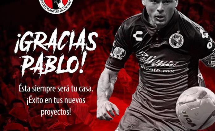 Pablo Aguilar sale de Xolos y llega a Cruz Azul