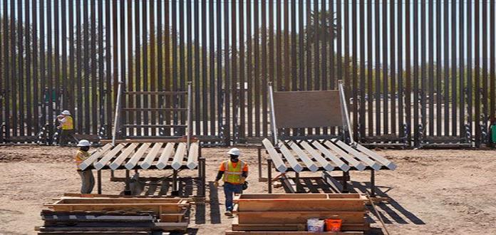 Legisladora de EUA plantea permitir donaciones para construcción de muro