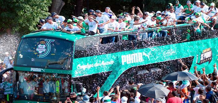Nueve heridos, saldo de festejos por campeonato de Santos