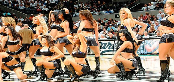 Los Spurs, desmantelan a su equipo de porristas