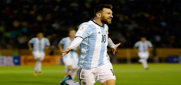 Argentina anuncia la lista para Rusia 2018