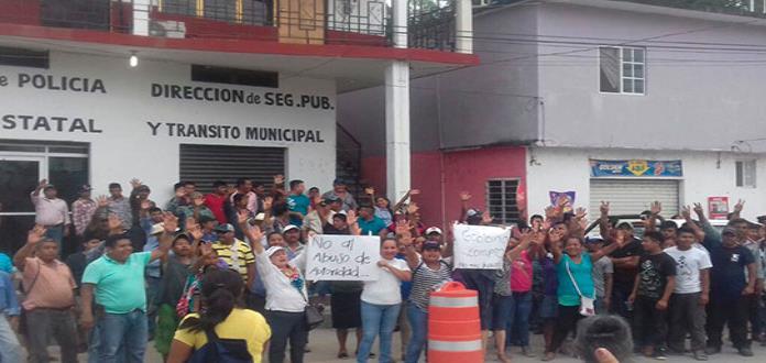 Militante detenido en Aquismón, libre por falta de pruebas