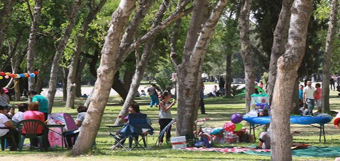Reforzarán vigilancia en parques Tangamanga