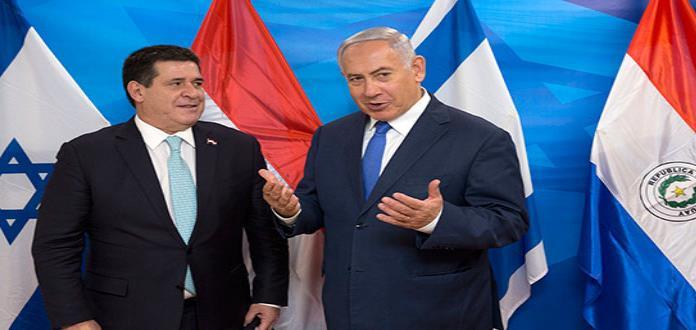 Paraguay abre embajada en Jerusalén