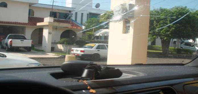 Disparan contra candidato suplente a diputado en Chiapas