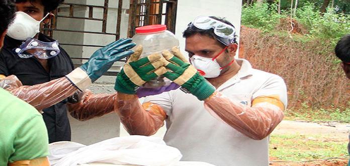 India, en alerta por virus Nipah