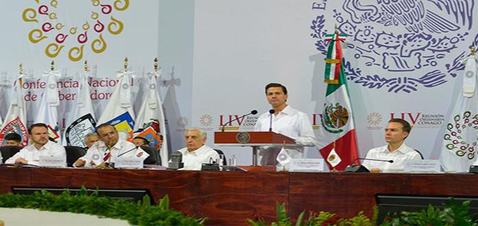 Resalta EPN unidad nacional