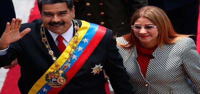 Maduro jura como presidente reelecto ante la oficialista Asamblea Nacional Constituyente