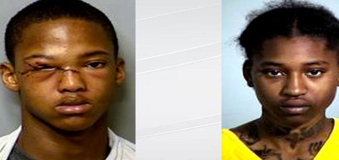 Condenan a 2 jóvenes a más de 100 años de prisión por asesinato y robos