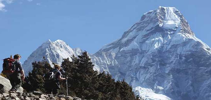 El famoso escalón de Hillary en el Everest parece haber desaparecido
