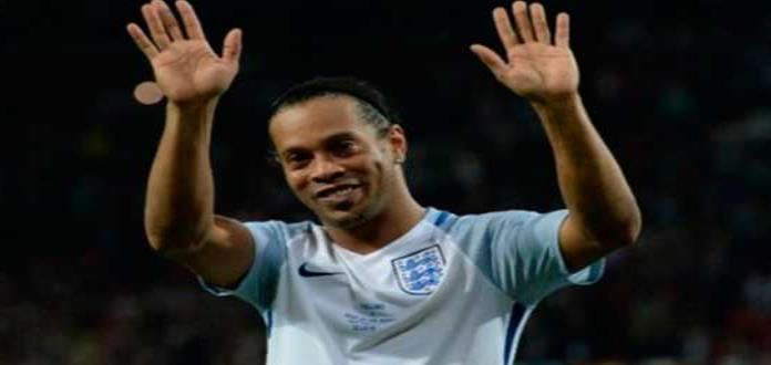 Ronaldinho desmiente matrimonio doble