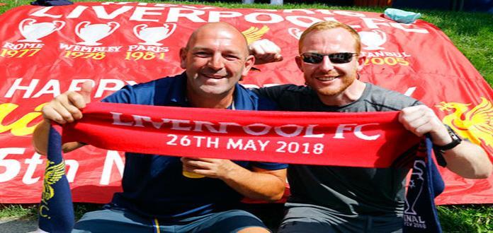 El Liverpool devolverá dinero de entradas a aficionados que no lleguen a Kiev por cancelación de vuelos