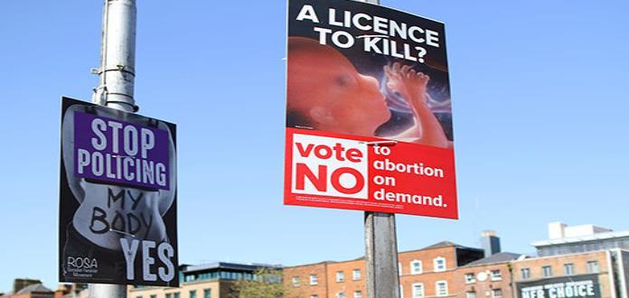 """Irlanda dice """"sí"""" a la reforma sobre aborto"""