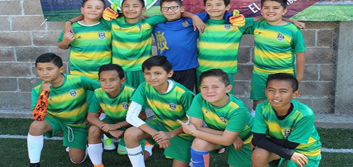 """Ronda de """"semis"""" en Futbolito Bimbo"""
