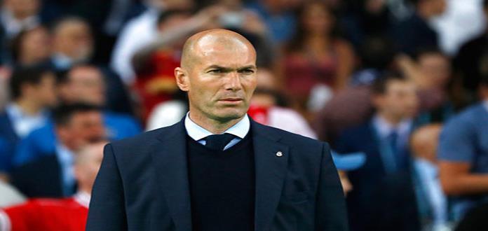 Zidane, primer entrenador que logra tres títulos seguidos