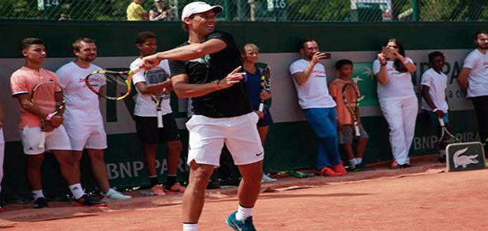 Ganar Roland Garros sin Federer tiene el mismo valor: Nadal