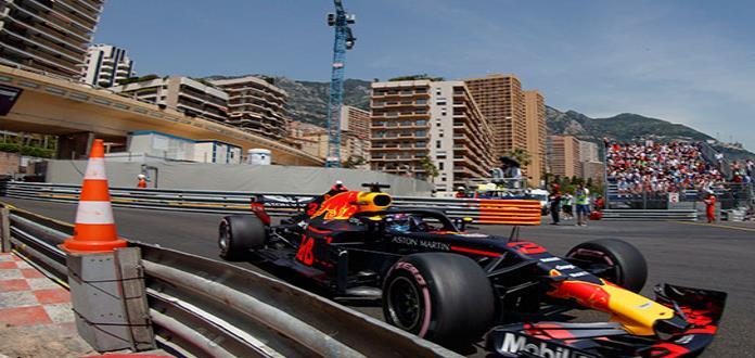 Daniel Ricciardo es primero en el GP de Mónaco 2018