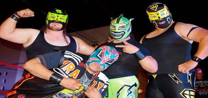 Un éxito la lucha libre en el Barrio de San Miguelito
