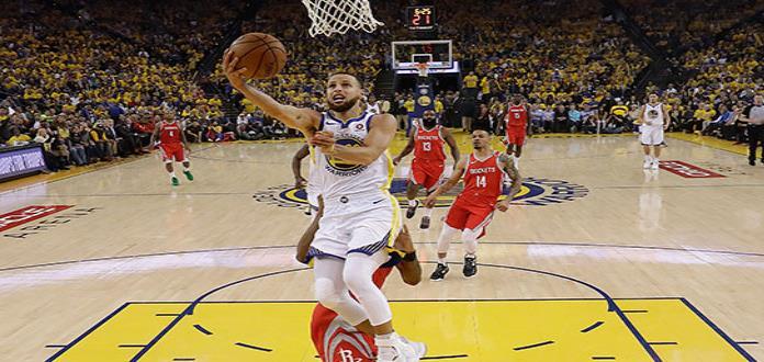 Warriors obligan al 7mo. partido ante los Rockets