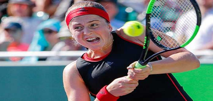 Ostapenko cae en primera ronda de Roland Garros