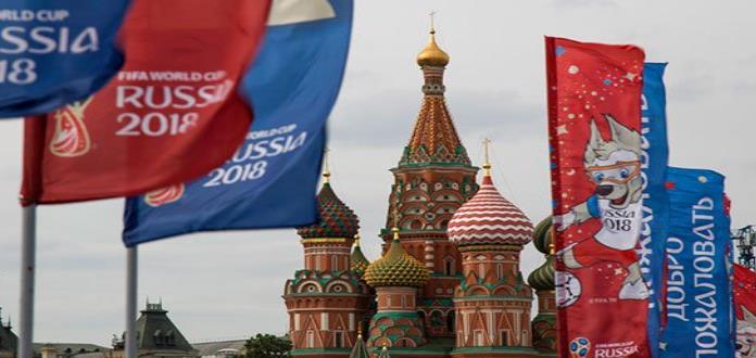 Rusia más allá de la cancha