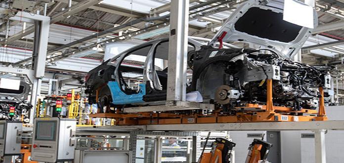 Al alza, producción automotriz: AMIA