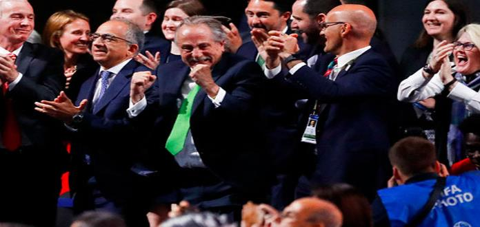 México, el único país en organizar 3 Copas del Mundo