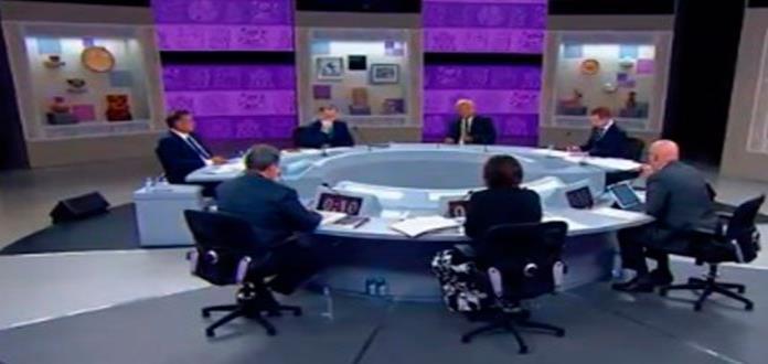 Análisis: En el debate, Anaya se arroja contra todos mientras pierde puntos