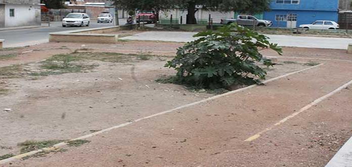 Desmantelan área recreativa en Soledad porque tenía dueño