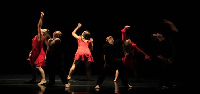 Ovacionan a Budapest Dance Theatre