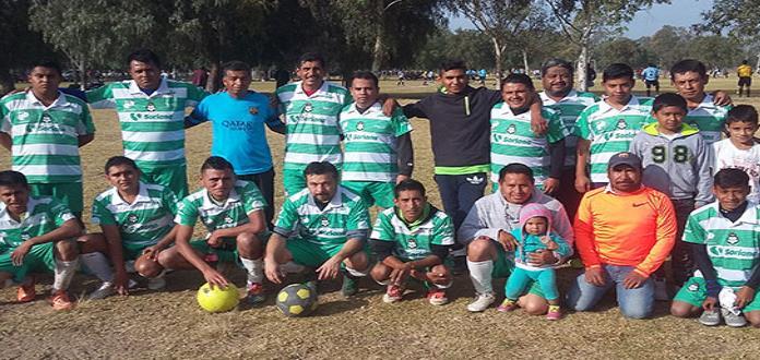 Deportivo Mártires vence a R. Santiago
