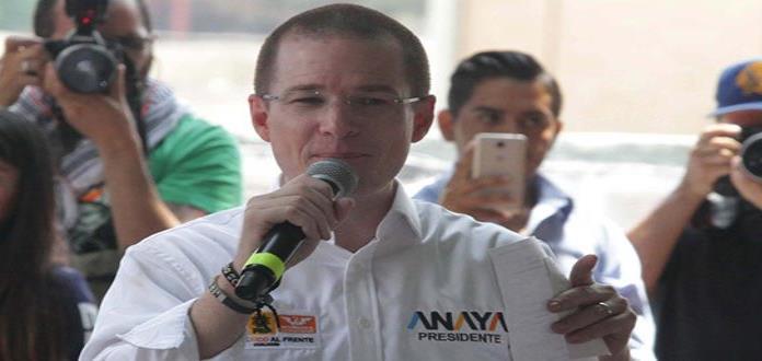 Anaya promete llevar los Acuerdos de San Andrés a la Constitución